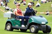 2016年 スタンレーレディスゴルフトーナメント 最終日 イ・ボミ
