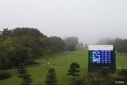 2016年 スタンレーレディスゴルフトーナメント 最終日 雨天