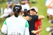 2016年 スタンレーレディスゴルフトーナメント 最終日 勝みなみ、畑岡奈紗