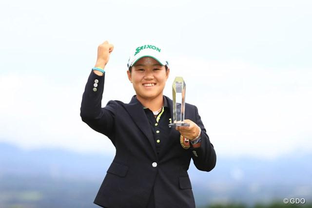 2016年 スタンレーレディスゴルフトーナメント 最終日 畑岡奈紗 優勝には届かなかったけどベストアマ獲得4位タイ