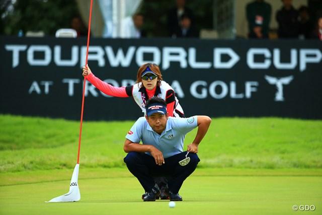 今季2勝目を飾った池田勇太は大幅なランクアップを遂げた