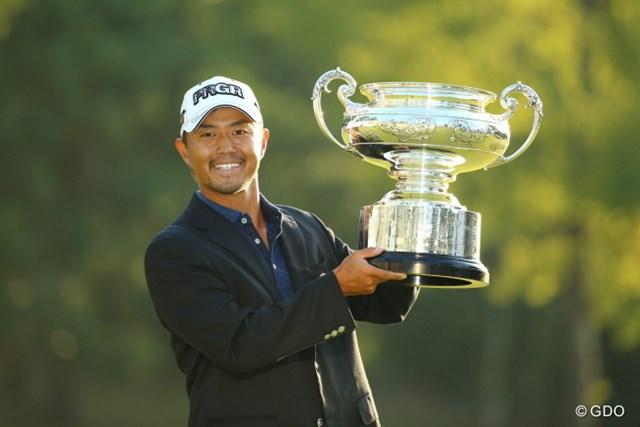 2016年 日本オープンゴルフ選手権競技 事前 ディフェンディングチャンピオンは小平智。米ツアー進出への大志を抱く