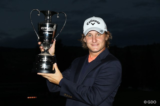 前年大会はエミリアーノ・グリージョがプレーオフで勝利した