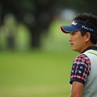 アマといったら最近では学生ばかり。そんな中、がんばってる1人の男。よろしくお願いします。 2016年 日本オープンゴルフ選手権競技 初日 @豊島豊