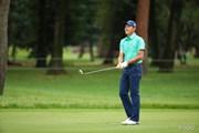 2016年 日本オープンゴルフ選手権競技 初日 横尾要