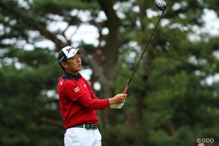 幸せの貴公子。 2016年 日本オープンゴルフ選手権競技 初日 山下和宏