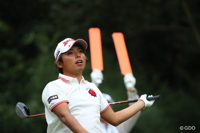 どことなく清田太一郎プロに似てる。 2016年 日本オープンゴルフ選手権競技 初日 森本雄