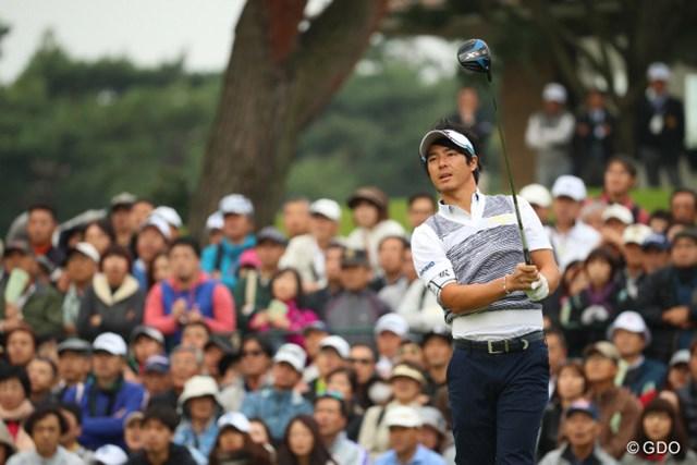 2016年 日本オープンゴルフ選手権競技 2日目 石川遼 石川遼は「67」をマーク。首位と4打差で週末を迎える