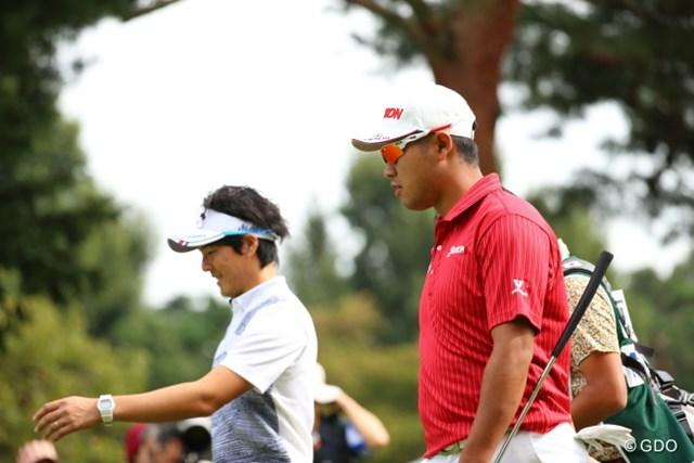 2016年 日本オープンゴルフ選手権競技 2日目 松山英樹 「だから言ってんじゃん。俺のがカッコいいって。」