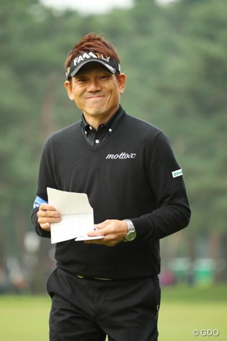 今日もイケてる。 2016年 日本オープンゴルフ選手権競技 2日目 田中秀道