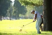 2016年 日本オープンゴルフ選手権競技 3日目 松山英樹