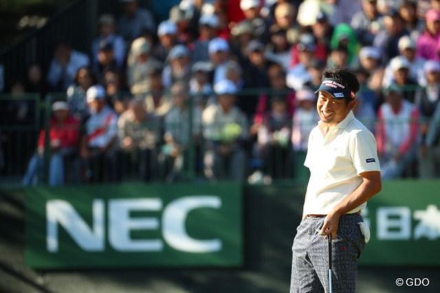 2016年 日本オープンゴルフ選手権競技 3日目 池田勇太 最終日は松山英樹と最終組で対決する池田勇太。名勝負は生まれるか