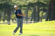 2016年 日本オープンゴルフ選手権競技 3日目 李京勲