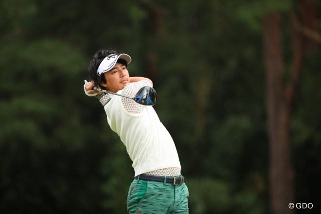 2016年 日本オープンゴルフ選手権競技 最終日 石川遼 こんなフィニッシュとりたいなぁ。