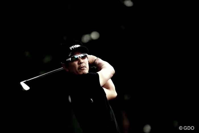 イイ男はこんな撮り方をしてもイイ男。 2016年 日本オープンゴルフ選手権競技 最終日 矢野東