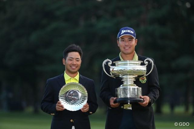 2016年 日本オープンゴルフ選手権競技 最終日 比嘉一貴、松山英樹 初のローアマチュアに輝いたのは、松山英樹の4学年後輩の比嘉一貴