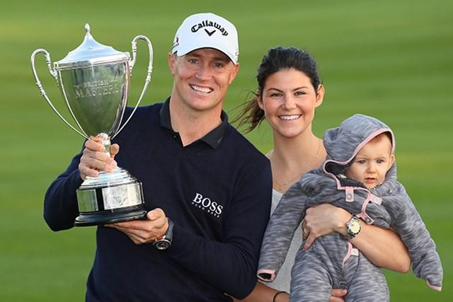 今季3勝目を挙げたアレックス・ノレン。賞金レースでは4位につける(Andrew Redington/Getty Images)