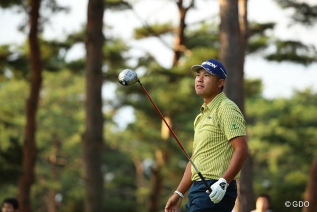 松山英樹は練習日に他の1Wをテストしたが試合にはエースで臨んだ