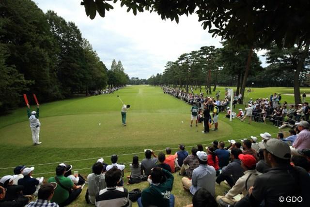 2016年 日本オープンゴルフ選手権競技 最終日 石川遼 オーストラリアから来た記者も「日本オープン」の雰囲気に感動していた