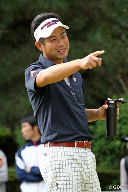 2016年 ブリヂストンオープンゴルフトーナメント 事前 池田勇太 次週は国内ツアーを優先。池田勇太は改めて「賞金王」への意欲を示した