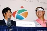 2009年 韓国オープン 事前 石川遼&ダニー・リー