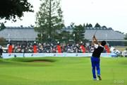 2016年 ブリヂストンオープンゴルフトーナメント 3日目 山下和宏