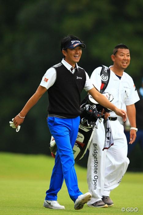 「63」をマークした山下和宏が2打差で最終日へ。プロ19年目で初優勝なるか? 2016年 ブリヂストンオープンゴルフトーナメント 3日目 山下和宏