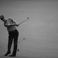 何か好きな写真なんです。 2016年 ブリヂストンオープンゴルフトーナメント 最終日 スコット・ストレンジ