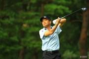 2016年 ブリヂストンオープンゴルフトーナメント 最終日 横田真一