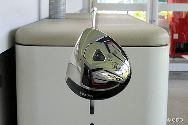本間ゴルフ TOUR WORLD TW737 450 ドライバー 重心角をチェック