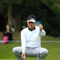 2004年大会のチャンピオン、井上信が7位の好位置で決勝へ 2016年 マイナビABCチャンピオンシップ 2日目 井上信