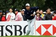2017年 WGC HSBCチャンピオンズ 2日目 松山英樹
