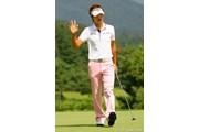 2009年 韓国オープン 初日 ダニー・リー