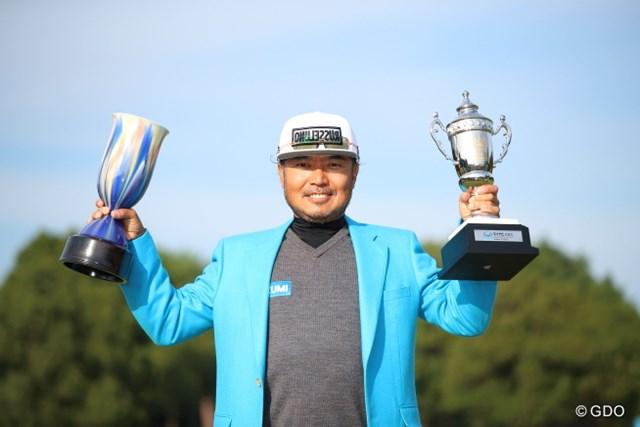 2016年 マイナビABCチャンピオンシップ 最終日 片山晋呉 片山晋呉が通算30勝目を挙げた