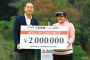 2016年 樋口久子 三菱電機レディスゴルフトーナメント 最終日 鈴木愛