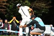 2016年 マイナビABCチャンピオンシップ 最終日 片山晋呉