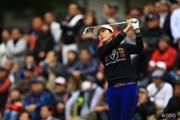 2016年 樋口久子 三菱電機レディスゴルフトーナメント 最終日 李知姫