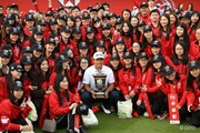 2017年 WGC HSBCチャンピオンズ 最終日 松山英樹