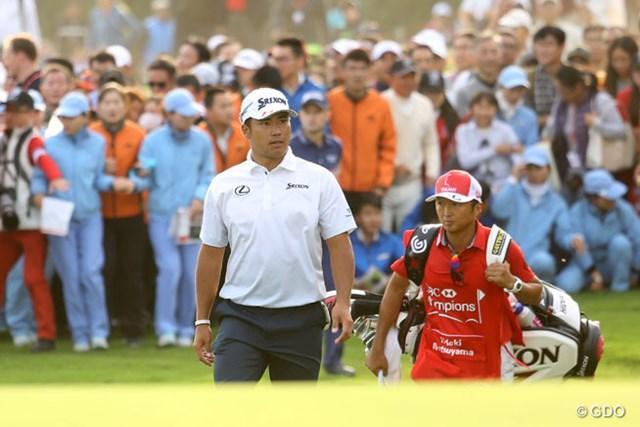 アジア開催のWGCで米ツアー通算3勝目を飾った松山英樹