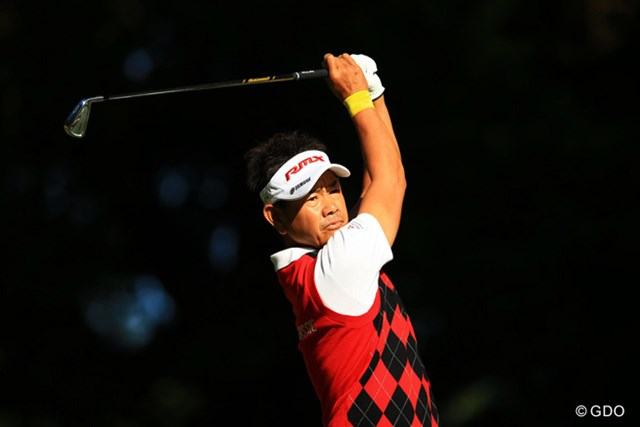 12位に後退も、最終戦出場へ意気込む藤田寛之