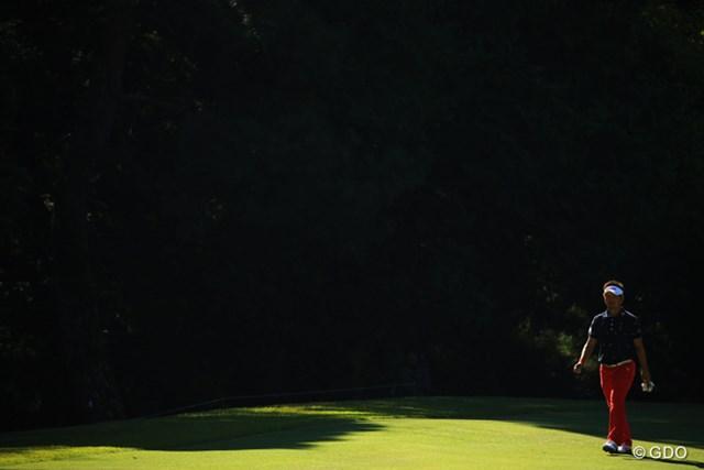 2016年 HEIWA・PGM選手権 3日目 藤田寛之 ゴルフは水物って事なんですかね。