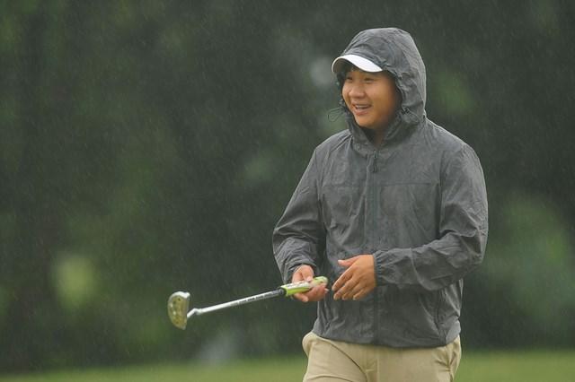 タイの23歳、プーム・サクサンシンが、インドネシアでアジアンツアー初優勝を飾った(提供:アジアンツアー)