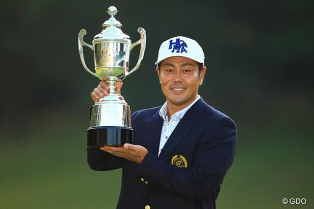 谷原秀人は池田勇太をプレーオフで破り今季3勝目を挙げた