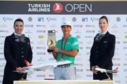 2016年 トルコ航空オープン 最終日 トービヨン・オルセン