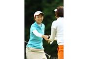 2009年 日本女子プロゴルフ選手権コニカミノルタ杯 2日目 菊地絵理香