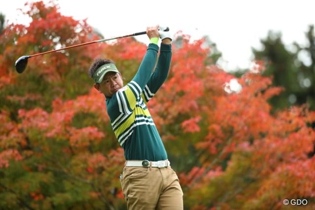 47歳の藤田寛之が5位。百戦錬磨のベテランは松山英樹を止められるか