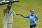 2009年 日本女子プロゴルフ選手権コニカミノルタ杯 3日目 馬場ゆかり