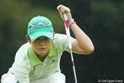 2009年 日本女子プロゴルフ選手権コニカミノルタ杯 3日目 諸見里しのぶ