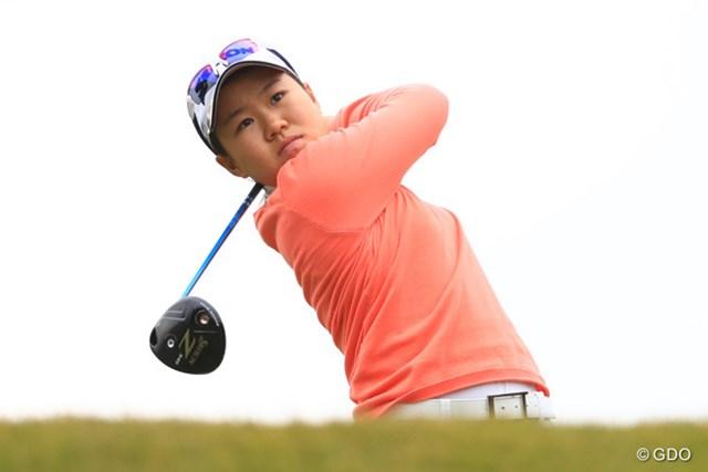 畑岡奈紗は20位で決勝ラウンドへ進んだ