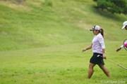 2009年 日本女子プロゴルフ選手権コニカミノルタ杯 3日目 土肥功留美